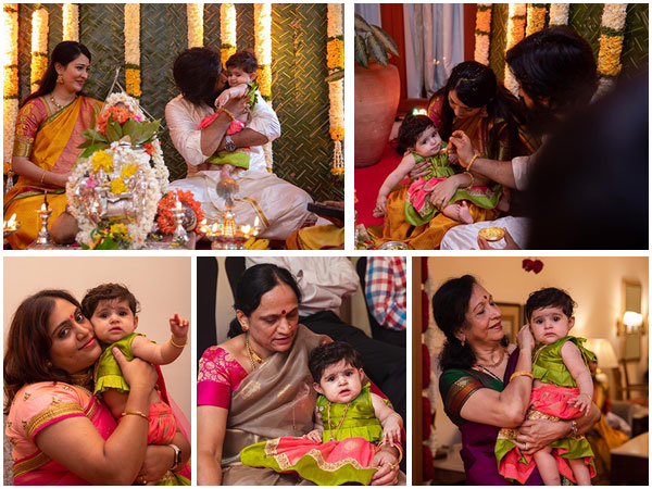 Yash & Radhika Daughter's Naming Ceremony Was A Grand Event; Ayra Looks Adorable! UNSEEN PICS