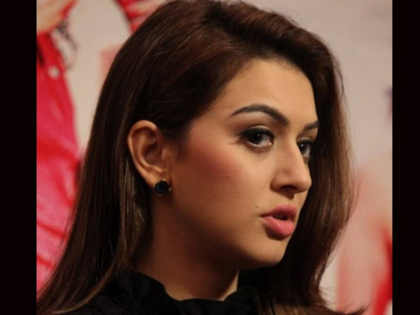 Hansika About Her Transformation