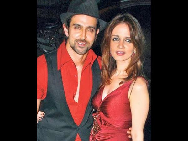 Meanwhile, Hrithik's Ex-wife Sunaina Roshan Defended Him In This Controversy