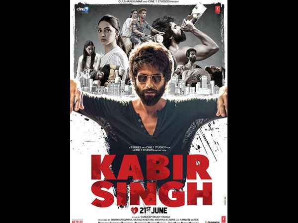 Shahid Kapoor Reacts To Kabir Singh Being Compared To Devdas!