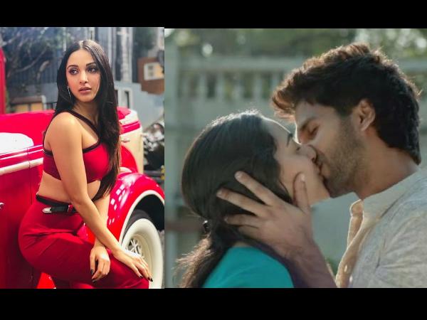 Kiara Advani On Her Kissing Scenes In Kabir Singh   Kiara