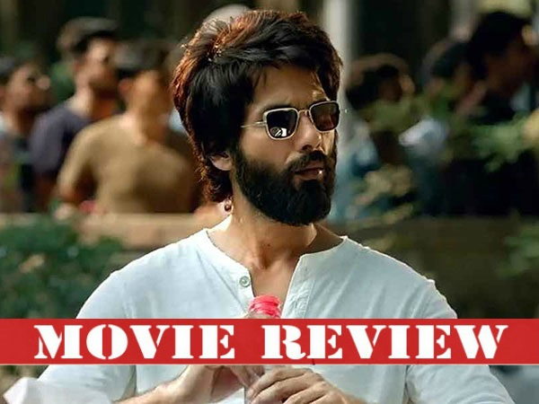Kabir Singh Movie Review: Shahid Kapoor Flies High In This 'Trippy' Unabashed Love Story!