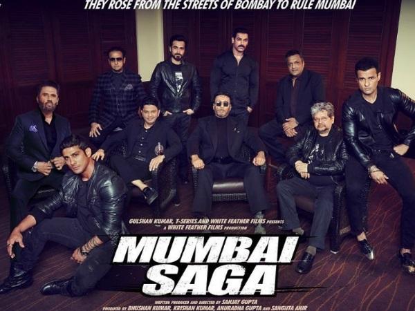 Mumbai Saga: John Abraham, Emraan Hashmi, Jackie Shroff, Suniel Shetty & Others Team Up!