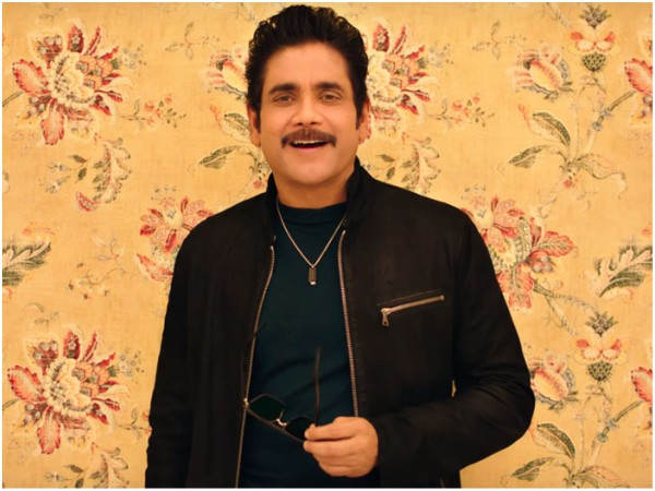 Nagarjuna's Liplock Scene From Manmadhudu 2 Sparks Discussions About The ACTRESS?