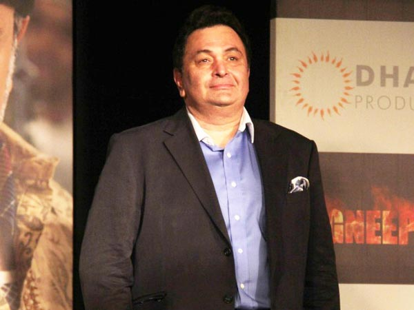 Rishi Kapoor Says He Is Feeling Good