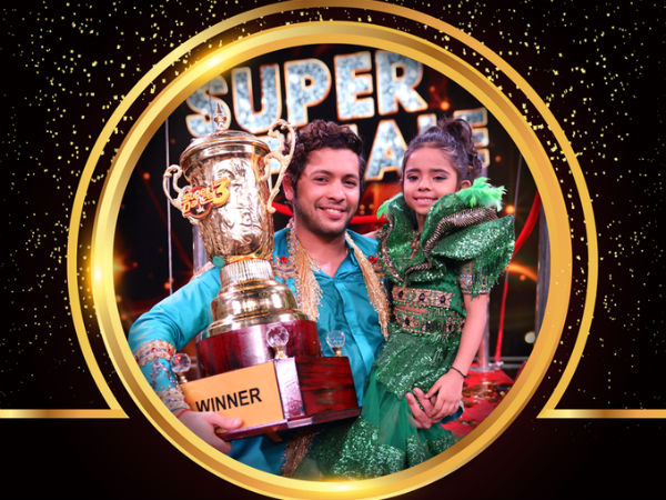 Super Dancer Chapter 3 Grand Finale: Rupsa Batabyal Wins; Tweeples Call Her Well-deserved Winner!