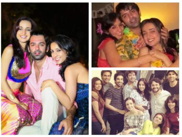 Sanaya Irani, Barun Sobti & His Wife Pashmeen Are Friends Forever; These Pictures Are The Proof!
