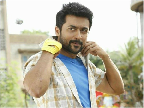 Suriya And This Actress Were Forced To Run For Their Lives Due To A Rifle Wielding Woman