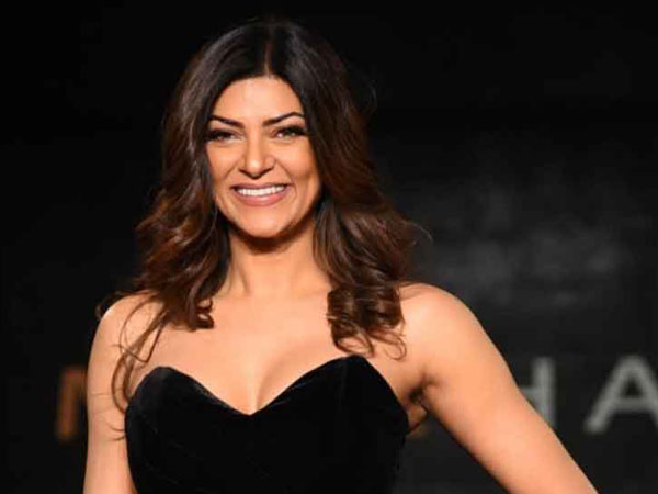 When Sushmita Had To Rushed To A Hospital In Abu Dhabi