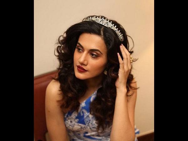 When Taapsee Blasted A Guy For Attempting To Click Her Pictures Without Permission
