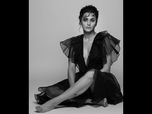Taapsee Pannu's Sister Was WORRIED That The Actress Would Kill Someone After 'Badla'!