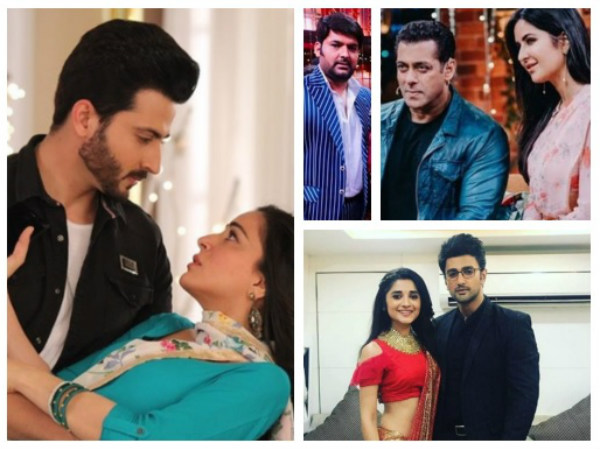 Latest TRP Ratings: The Kapil Sharma Show Witnesses A Jump; Guddan Tumse Na Ho Payega Enters!