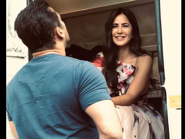 'Katrina Was Never Launched By Salman'