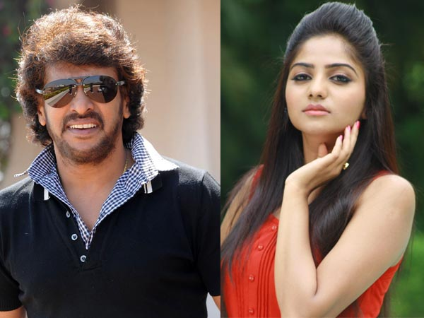 Upendra Takes Rachita's Side