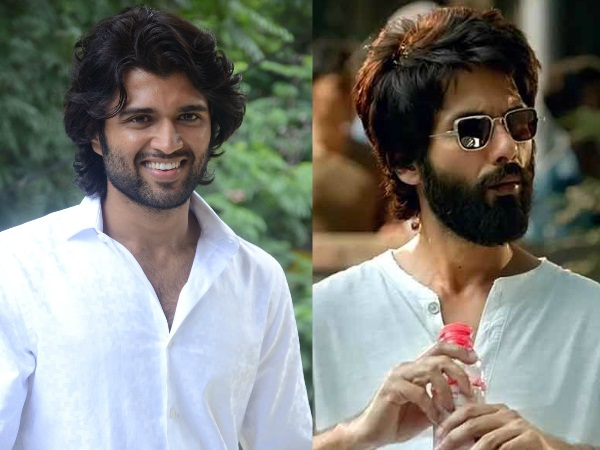 HOW SWEET! Vijay Deverakonda Wants Shahid Kapoor's Kabir Singh To Be A Massive Blockbuster