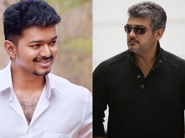 Vijay Vs Ajith Fans War Turns Dirty, But Finally Gets A Positive Twist!