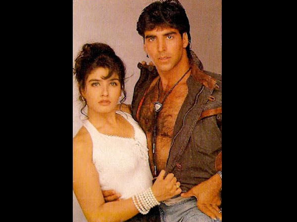 How Raveena & Akshay Started Dating?