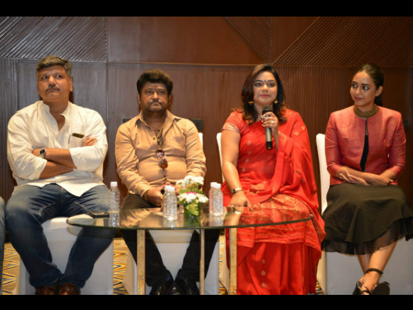 Jaggesh Upset During Premier Padmini's 50 Days Success Meet; 'We Don't Believe In Showing Off'
