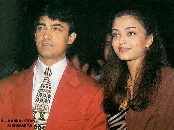 NEVER SEEN BEFORE! Aishwarya Rai Bachchan's ROMANTIC MOVES With Aamir Khan On SRK's Iconic Song