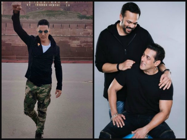 Akshay Kumar FUMES In Anger, Feels BETRAYED By Salman Khan & Rohit Shetty For Keeping Him In Dark?