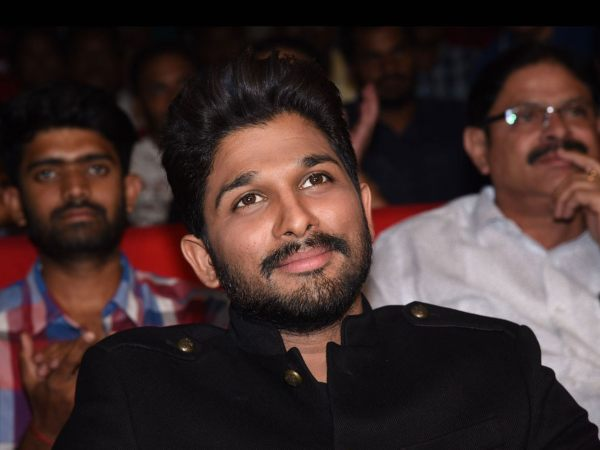 Allu Arjun Was Disappointed?
