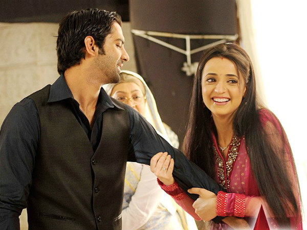 Sanaya Irani Thought DISASTER Has Struck After Meeting Barun Sobti First Time; Shocking Revelation!