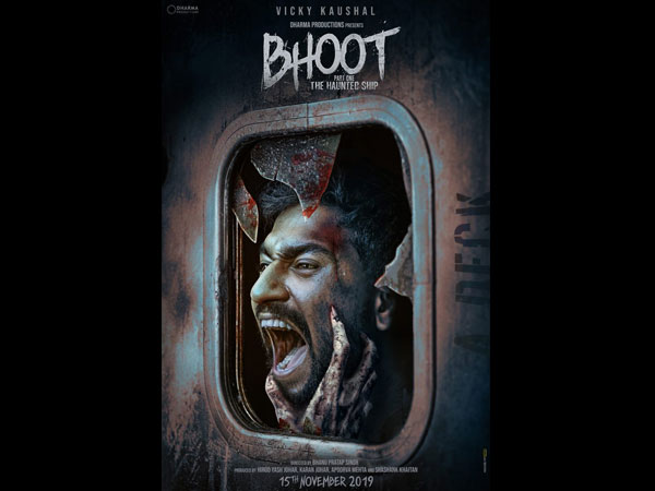 Bhoot Part One: The Haunted Ship First Look: Vicky Kaushal Sinks Into The World Of Fear!