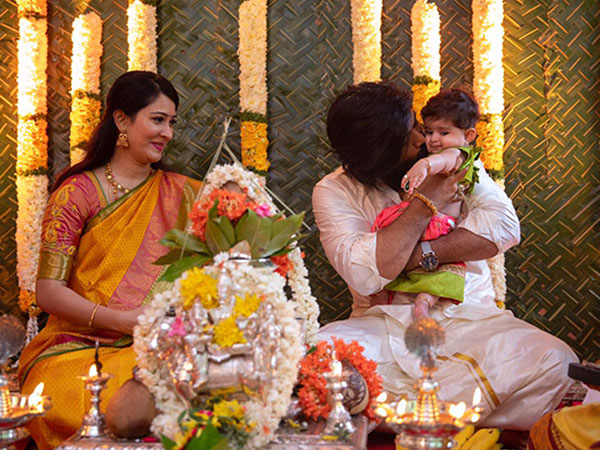 Yash & Radhika Pandit's Daughter Name Goes Viral! Buses Are Named After AYRA