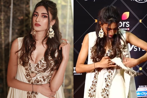 Erica Fernandes, Gauhar Khan, Rakhi Sawant & Other TV Actresses Have OOPS Moments!