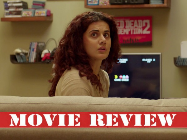 Game Over Movie Review: Taapsee Pannu's Blazing Act Makes This Game Worth Playing!