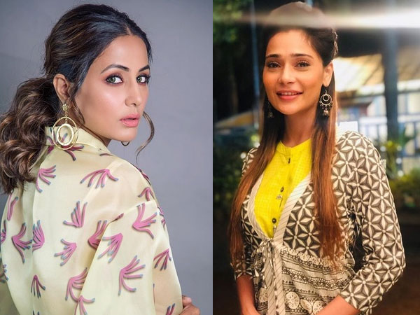 Sara Khan Says Hina Khan Is Insecure, Overconfident & Needs To Grow Up!
