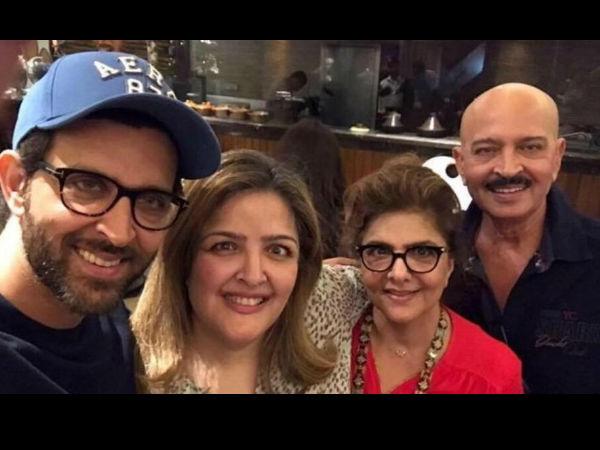Hrithik Roshan & His Family PHYSICALLY ASSAULTING Sunaina Because She Loves A Muslim Guy?