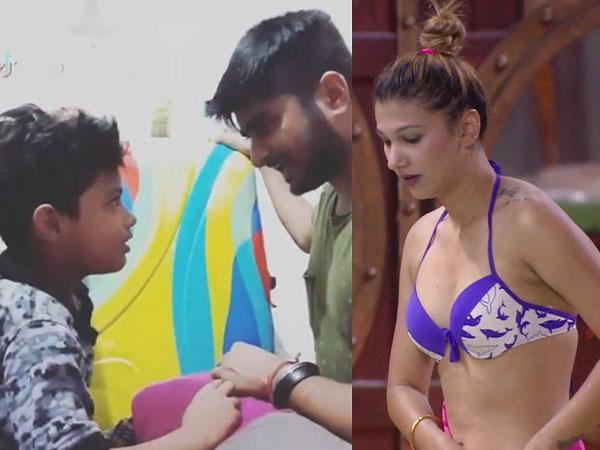 Jasleen Matharu BLASTS Deepak Thakur For Mocking Her Bikini Look; Deepak BEGS Not To Go Legal Way!
