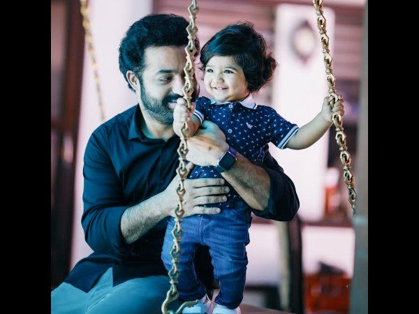 Jr NTR's Second Son Bhargav Ram Turns 1; The Pictures Sent Out By The Star Are Not To Be Missed!