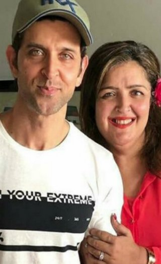 Hrithik's Sister Sunaina: 'I Support Kangana All Through'