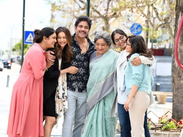 Manmadhudu 2 Teaser Is Out; Nagarjuna Is Back With A Romantic Fun Entertainer!