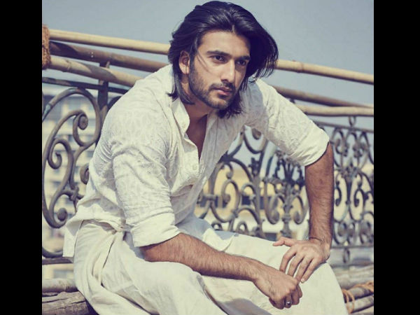 Meezaan Jaffrey Opens Up About Being Ranveer Singh's Body Double In Padmaavat!