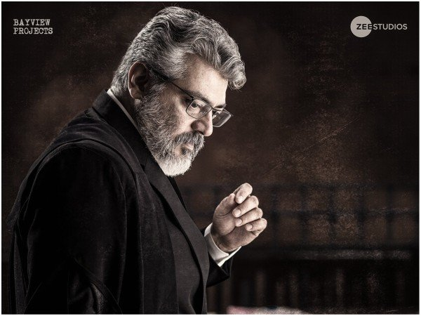 Nerkonda Paarvai Trailer To Hit Online Circuits Today At 6 PM!