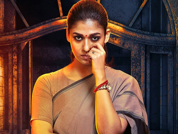 A Busy Time For Nayan