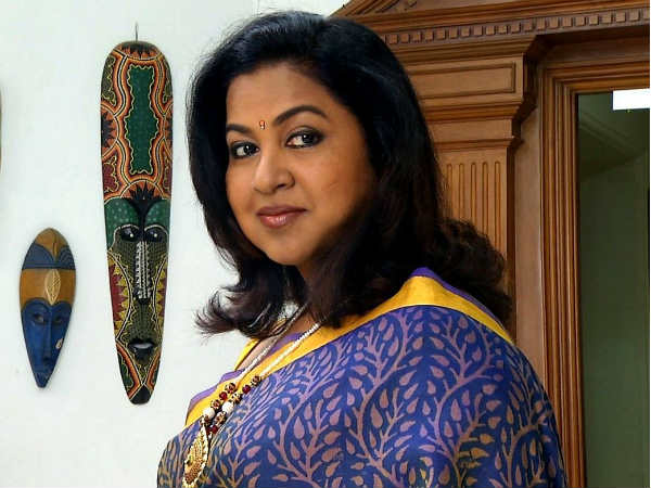Radhika Sarathkumar Is No Longer With Sun TV? Is She Joining Hands With Another Channel?