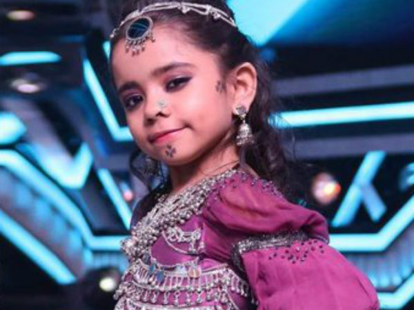 Super Dancer Chapter 3 Grand Finale: Rupsa Batabyal Wins