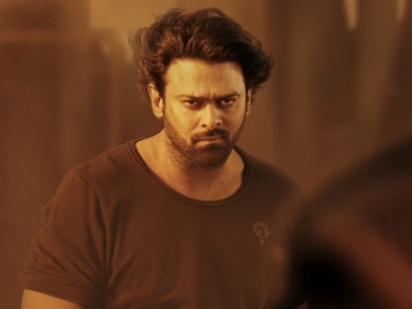 Saaho's Overseas Rights