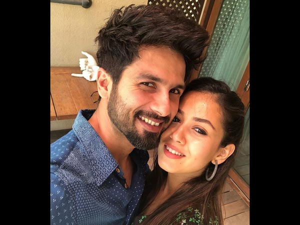 Shahid Kapoor REVEALS Who Makes It Up First When He Has A FIGHT With Wife Mira Rajput!
