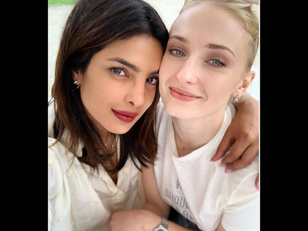 Priyanka Chopra Showers 'Game Of Thrones' Actress Sophie Turner With Love Before Her Wedding!