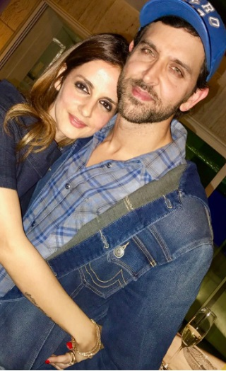 Hrithik Roshan's Ex-wife Sussanne Khan DEFENDS Him With This Post!