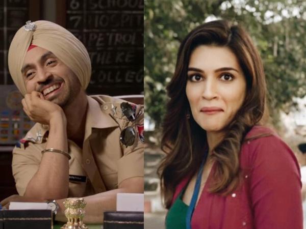 Arjun Patiala Trailer: Kriti Sanon, Diljit Dosanjh & Varun Sharma Promise Some Madcap Fun!