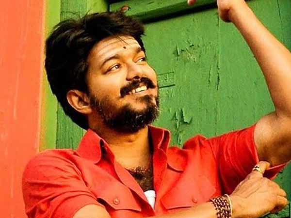 Bigil First Look OUT! Vijay's Thalapathy 63 Gets A Massy Title