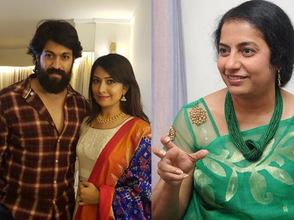 INTERESTING! Yash Reveals Mani Ratnam's Wife Suhasini Helped Him Pick Script For Radhika's Film