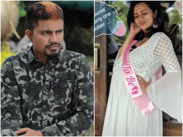Sruthi Hariharan Pregnancy Post Spammed With Disgusting Comments! Pratham Defends Actress & Her Baby