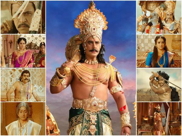 Darshan & All The Stars Attended Kurukshetra Audio Release, But Nikhil Kumar Missed It!